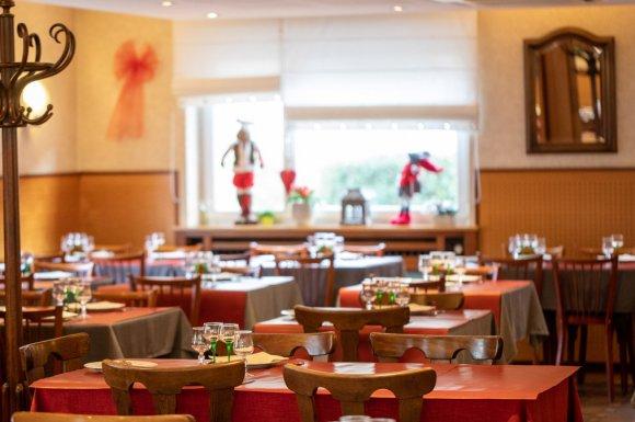 Privatisation de restaurant pour séminaire
